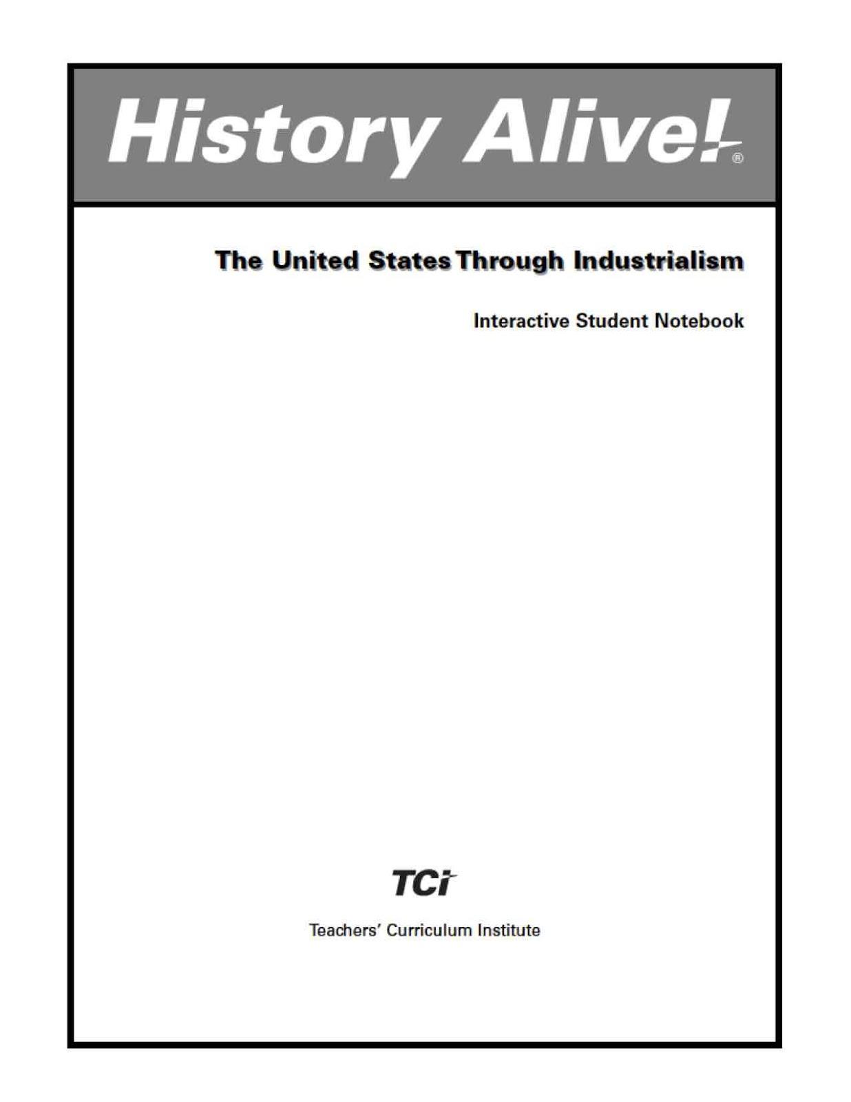 Ms Naz S Class Workbook Us History