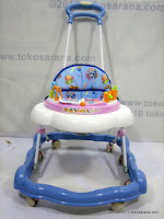 1 Royal RY818 Circus Baby Walker