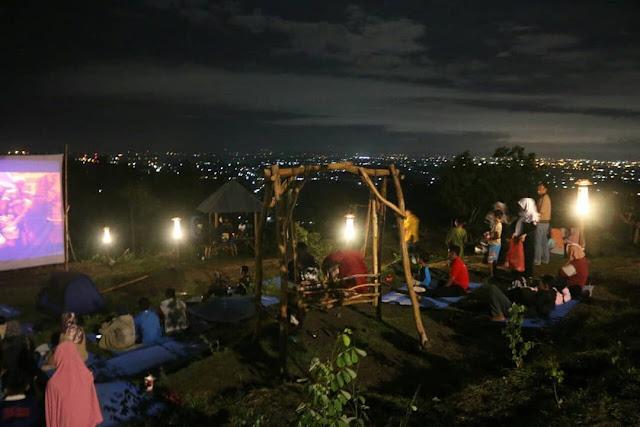 Destinasi Puncak Sosok Jabal Kelor