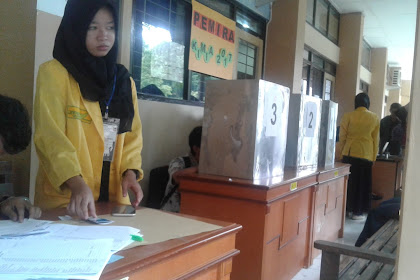 Server dan Koneksi Wifi Masih Jadi Kendala Pemira 2017