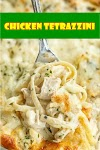 #Chicken #Tetrazzini