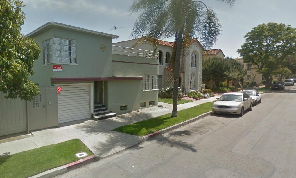 Apartment-Space: Studio Apartment - Long Beach