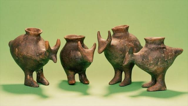"""""""Los bebés de hace 7000 años usaban biberones"""""""