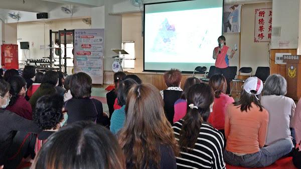 婦女節防詐防身術研習 王惠美籲彰化女力站出來