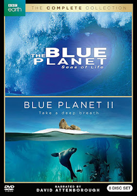 The Blue Planet Collection Dvd