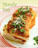 masala pav recipe