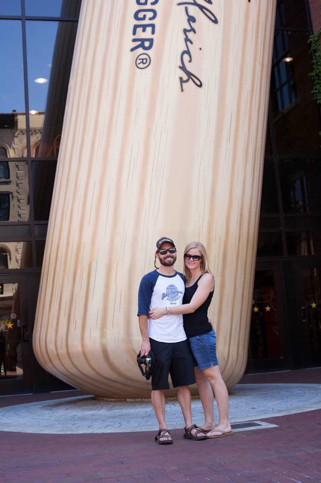 Downtown Louisville Slugger Museum