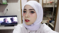 Biodata Zahra Jasmine pemeran sitkom azib ANTV
