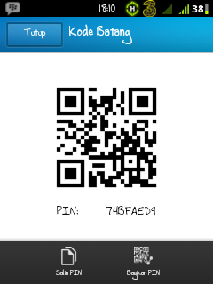 Download BBM for Android GB