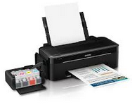 Resetter Epson L100 L200 Printer