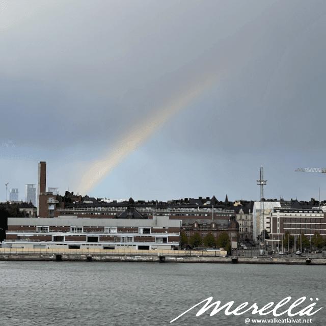 Silja Symphony sateenkaari