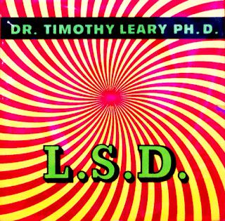 Portada LSD del Dr. Thimothy Leary