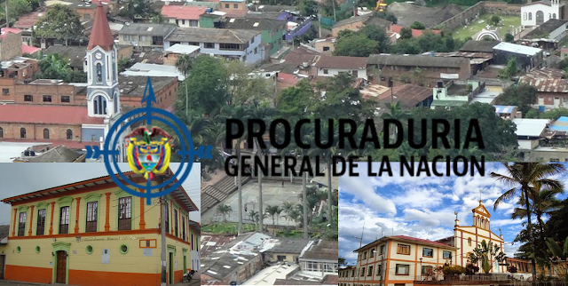En el ojo de la Procuraduría de Facatativá 6 ex funcionarios públicos y un concejal