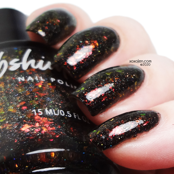 xoxoJen's swatch of KBShimmer Bugs & Kisses