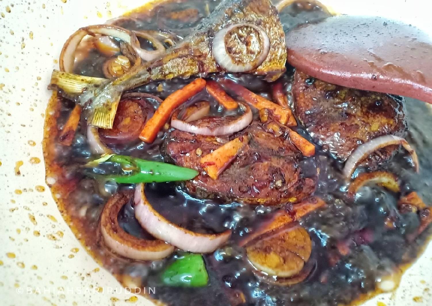 resepi ikan masak kicap club  resepi ikan masak kicap  sedap  mudah oleh komuniti Resepi Ayam Masak Kunyit Berkuah Enak dan Mudah