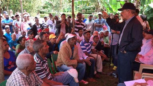 Gobierno auditará Visitas Sorpresa de Danilo Medina
