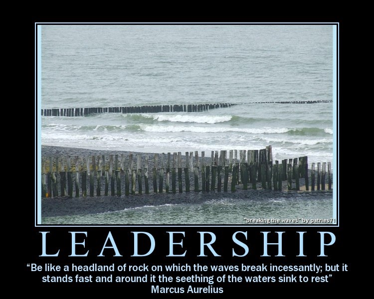 Marcus Aurelius on leadership