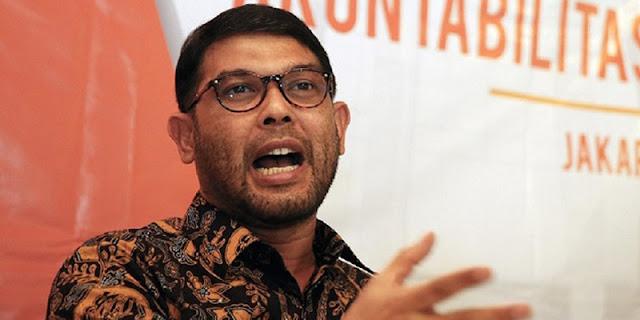 Korupsi Meningkat Dalam 2 Tahun Pemerintahan Jokowi, Nasir Djamil: Ini Pukulan Telak!