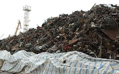 Siết chặt quy định nhập khẩu sắt thép phế liệu vào Việt Nam