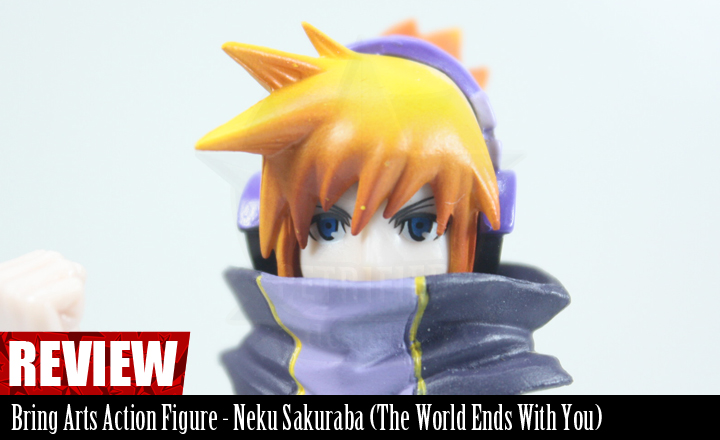 Final Remix Bring Arts Neku Sakuraba Figure The World Ends with You