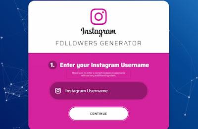 Menafans .com - How To Get Free Followers Instagram