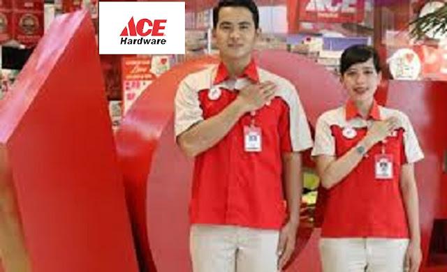 Informasi  Kesempatan Karir PT Ace Hardware Indonesia,Tbk. Lulusan SMA/SMK, D3, S1  Posisi: Teknisi, Kasir, Advisor/Pramuniaga, Etc