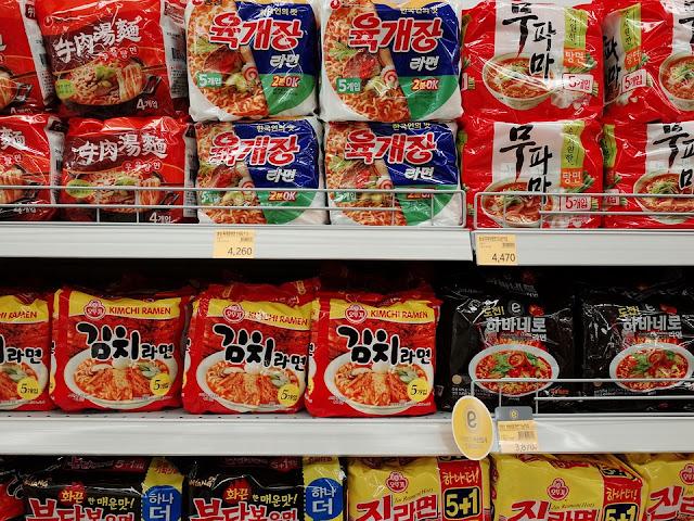 daftar supermarket korea di jakarta terdekat dan terlengkap