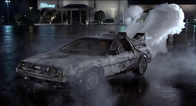 Back to the Future - Delorean DMC-12 - The Most Iconic Movie Car of All Time