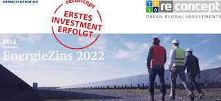 re12 energiezins 2022 reconcept