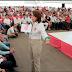 Promete Ampliación de Títulos de Concesión a Taxistas: Lorena Martinez.