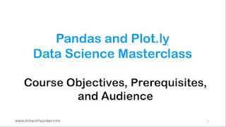 Data Science : Plotly, NumPy, Matplotlib, and Pandas