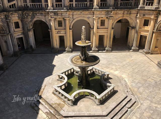 Monasterios cerca de Lisboa Tomar