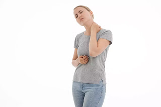neck pain relief exercises