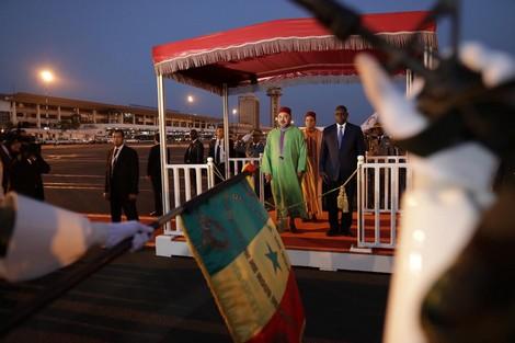 Ouled berhil - أولاد برحيل : هل تحل الصداقات الإفريقية للملك قضية الصحراء المغربية؟
