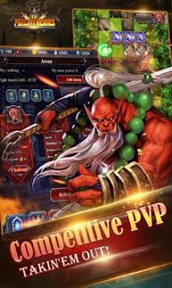 Phalanx Heroes MOD APK Skill No Couldown