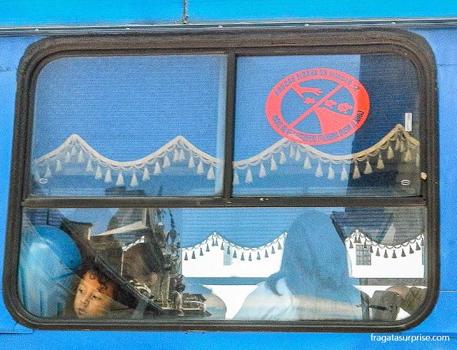 Transporte público em Quito