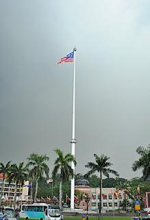 Inilah Tiang Bendera Tertinggi Di Dunia