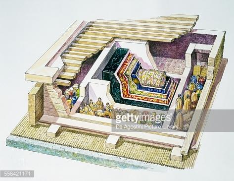kuburan xin zhui yang membuat jasad nya tetap utuh