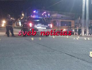 Balacera en Tierra Blanca Veracruz provoca panico