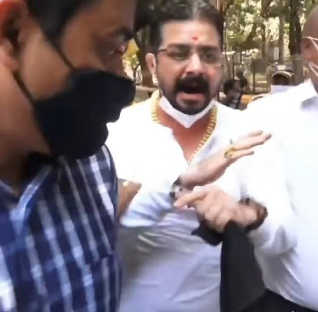 """Hindustani Bhau"""" got arrested -2021"""
