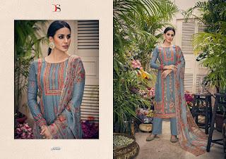 Deepsy Meenakari Pashmina Salwar Kameez Collection