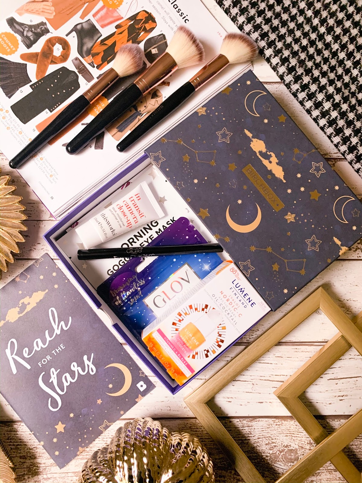 What's In My October Birchbox