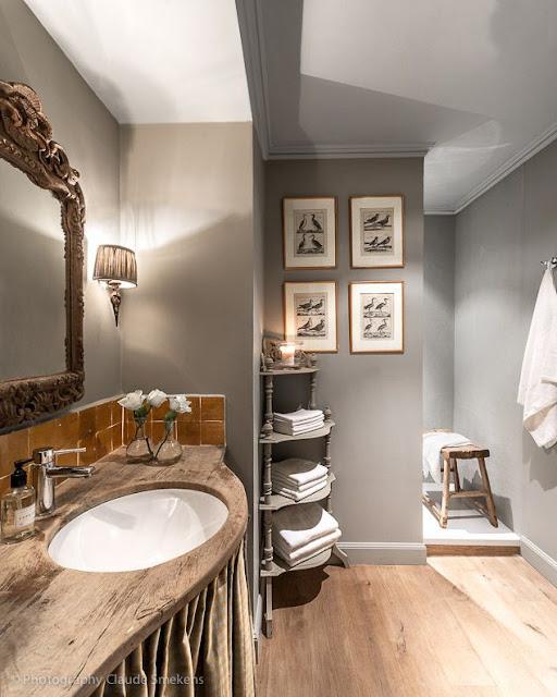 Belgian interior design by Natalie Haegeman in Dijver White Rooms Bruges Apartment - found on Hello Lovely Studio