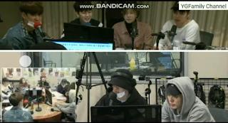 iKON on SBS Love FM Unnies' Radio