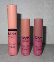 Review NYX Buttergloss