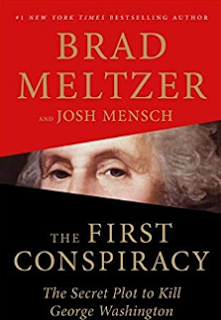 The first conspiracy ebook pdf download by Brad Meltzer