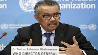 WHO : Kesalahan Fatal Jika Ada Negara Beranggapan Bisa Bebas dari Virus Corona