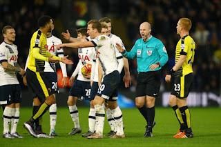 Tottenham vs Watford
