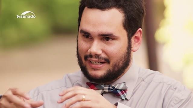 Diego Mendes toma posse na Academia de Letras de Parnaíba dia 24 de janeiro