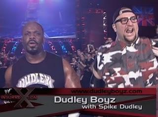 WWE / WWF Insurrextion (2001) - The Dudley Boyz